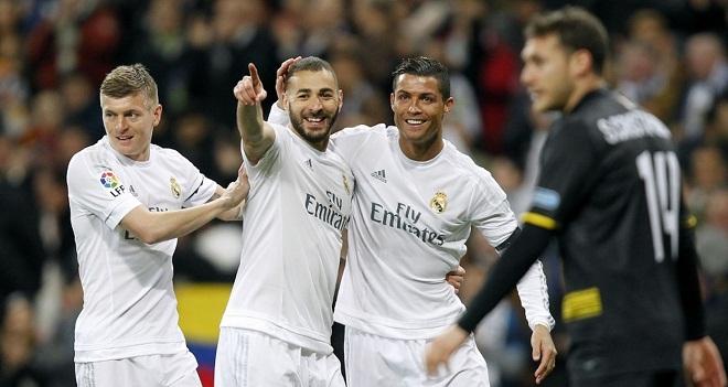 Real Madrid đã tiến bộ như nào sau trận gặp Las Palmas