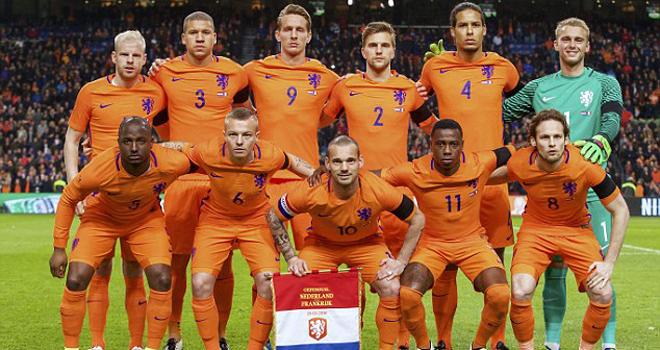 Hà Lan hiện tại chỉ là cái bóng của quá khứ