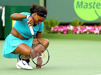 Serena Williams vẫn trắng tay từ đầu mùa: Khủng hoảng đến từ đâu?