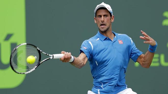 Chung kết Miami Open: Nishikori không thể cản Djokovic?
