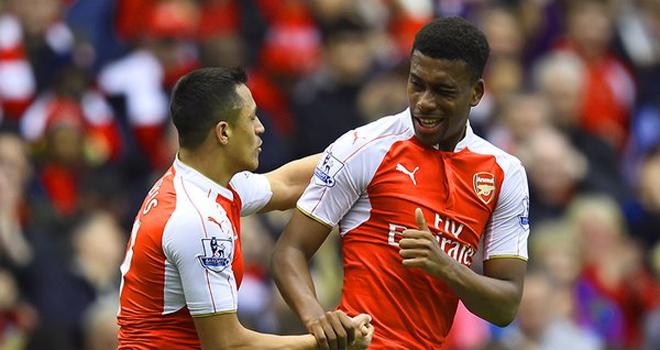 Vòng 32 Premier League: Arsenal và Man City cùng thắng 4 sao