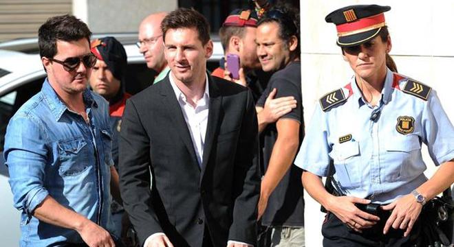 Messi phủ nhận cáo buộc của 'Panama Papers'