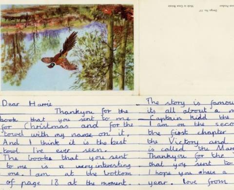 Không ai 'thèm' mua thư tay đầu đời của John Lennon