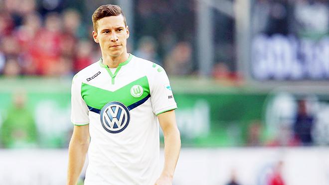 Julian Draxler: 'Wolfsburg có thể hạ Real Madrid'