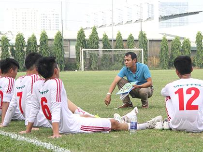 Viettel không 'vội' thăng hạng V-League