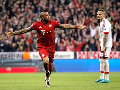 Bayern Munich - Benfica 1-0: Điệp khúc 1-0, mừng hay lo?