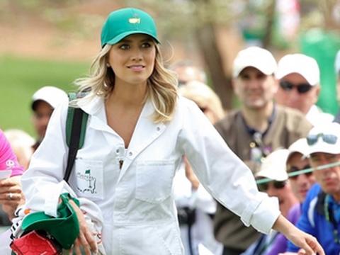 CHÙM ẢNH: WAGs làng golf khoe sắc tại The Masters