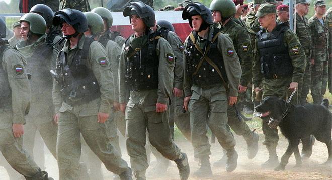 Vì sao Tổng thống Putin thành lập đội 'Cận vệ Quốc gia'?