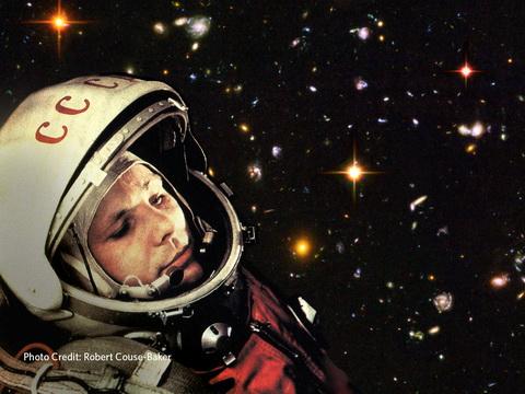 55 năm, nhớ câu nói đầu tiên của anh Gagarin từ vũ trũ 'vọng về' Trái đất