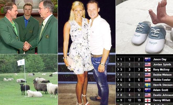 Chuyện ít biết về hiện tượng của làng golf thế giới Danny Willett