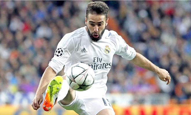 Dani Carvajal: Người hùng thầm lặng của Madrid