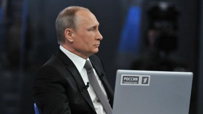 Điện Kremlin xin lỗi tờ Sueddeutsche Zeitung về nhầm lẫn của ông Putin