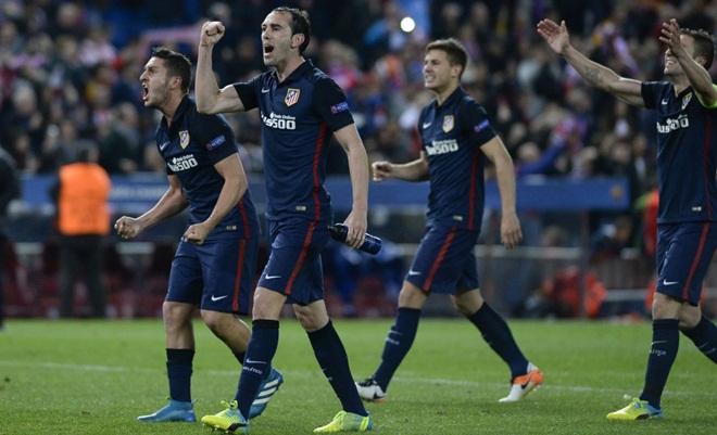 Guardiola: 'Simeone là HLV hàng đầu thế giới. Atletico Madrid rất khó chơi'
