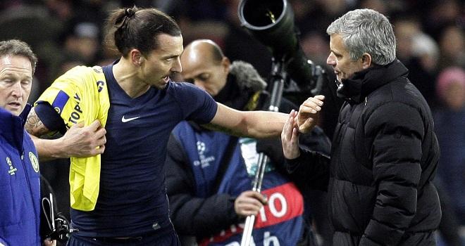 Ibrahimovic gọi điện cho Mourinho, xin được gia nhập Man United