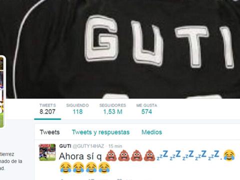 Guti dùng hình ảnh thô tục chế nhạo thất bại của Barca