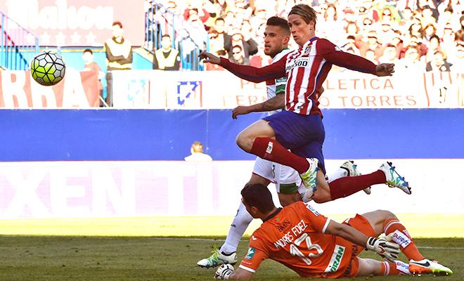 1h45 ngày 21/4, Bilbao - Atletico (lượt đi: 1-2): Sự hồi sinh của 'số 9' Torres