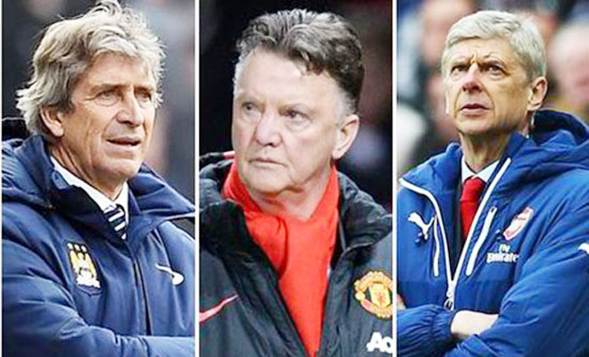 Cuộc đua Top 4 Premier League: Arsenal, Man City đại chiến, Man United đắc lợi?
