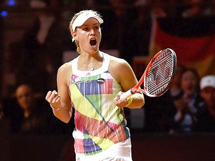 Angelique Kerber có phải One Slam wonder?