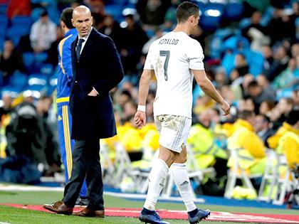 Đã đến lúc để Ronaldo nghỉ ngơi