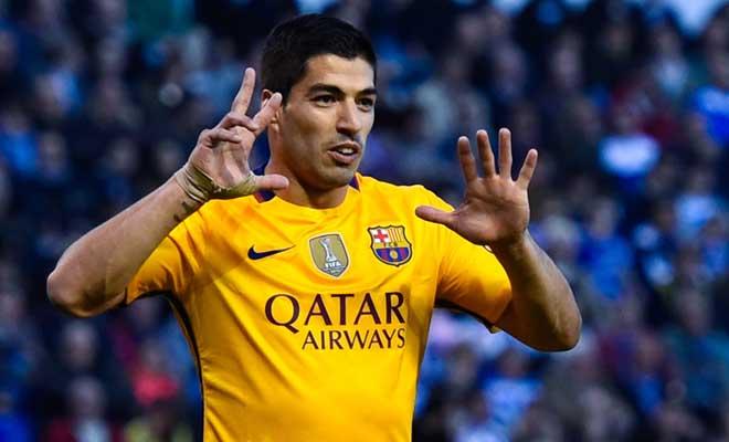 Luis Suarez: 'Vượt qua kỷ lục của Ronaldo là một vinh dự lớn'
