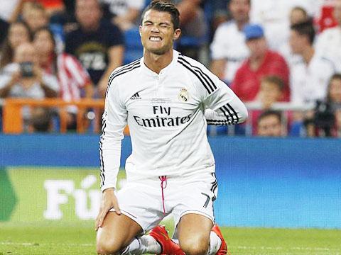 HỒ SƠ: Lần gần nhất Ronaldo vắng mặt vì chấn thương, Real thua đau