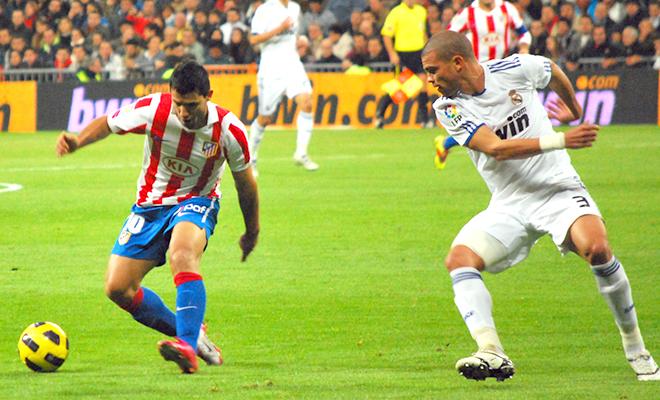 Aguero và những kỷ niệm Liga