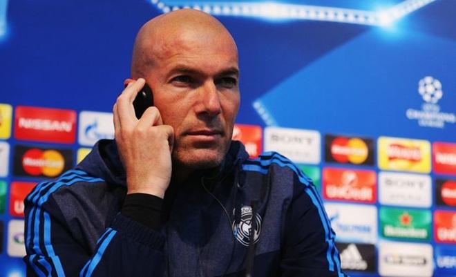 Zidane: Ronaldo và Benzema đã sẵn sàng 'chiến' Man City