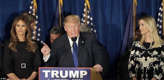 Donald Trump cần bao nhiêu phiếu nữa để thành ứng viên Tổng thống của Đảng Cộng hòa?