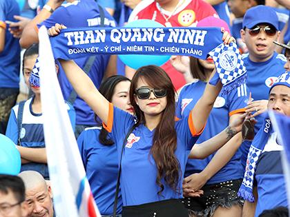 Chịu chơi như Hội CĐV Than Quảng Ninh