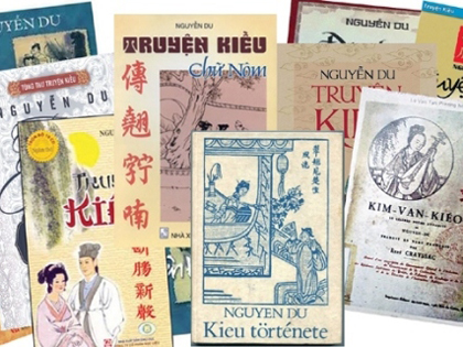 Ra mắt 'Truyện Kiều' bản song ngữ Đức-Việt