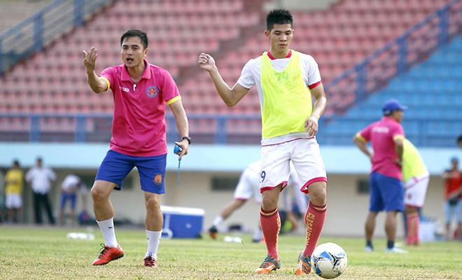 18h00 ngày 7/5, Than Quảng Ninh- Sài Gòn FC: 'Nung than' đốt hiện tượng