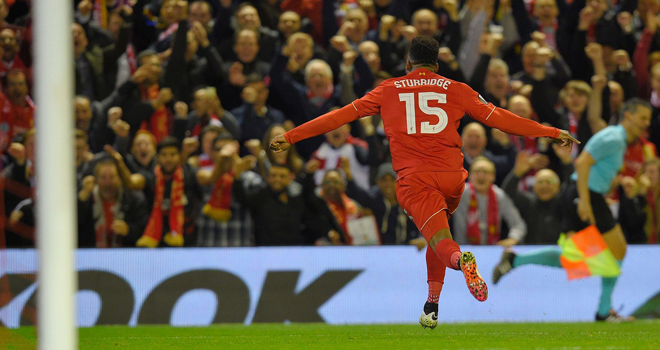 TIẾT LỘ: Arsenal mời gọi Sturridge với giá 30 triệu bảng