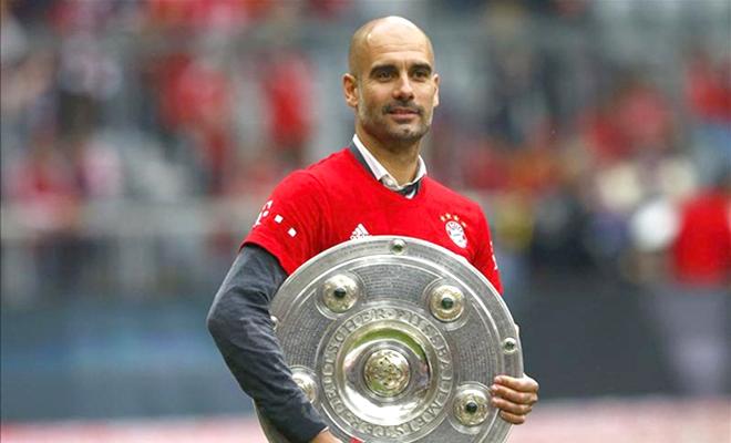 Bundesliga: Ai nói Bayern của Pep thất bại?