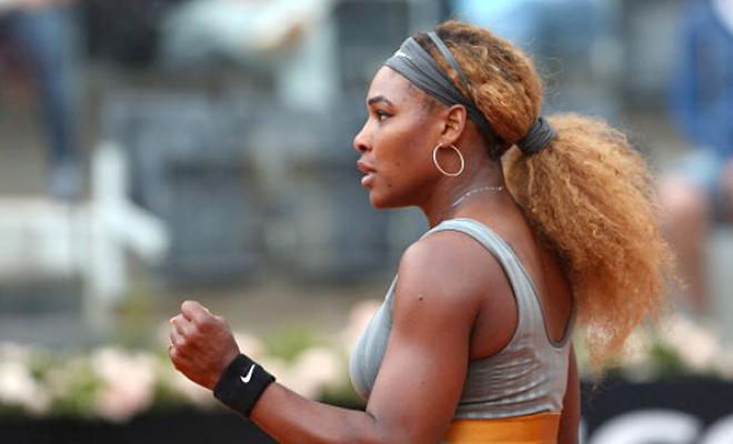 Roma Masters: Đợi chờ Serena