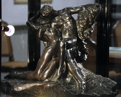 Tượng Rodin đạt giá kỷ lục hơn 400 tỷ đồng