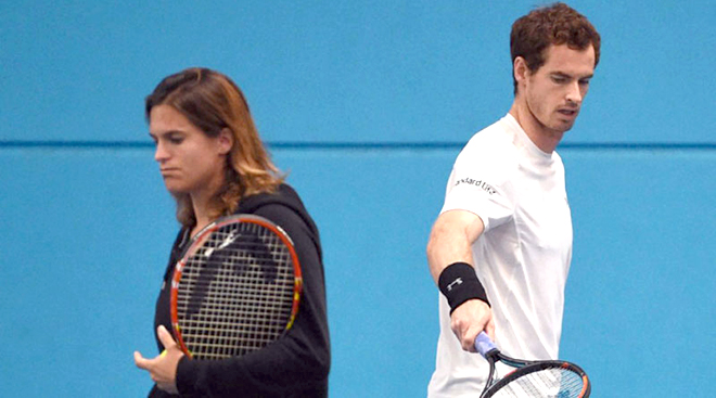 Andy Murray chia tay HLV: Mất phương hướng đến bao giờ?