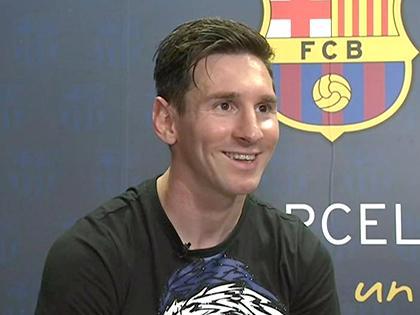 Messi: 'Đội nào vô địch Champions League cũng được, trừ Real'