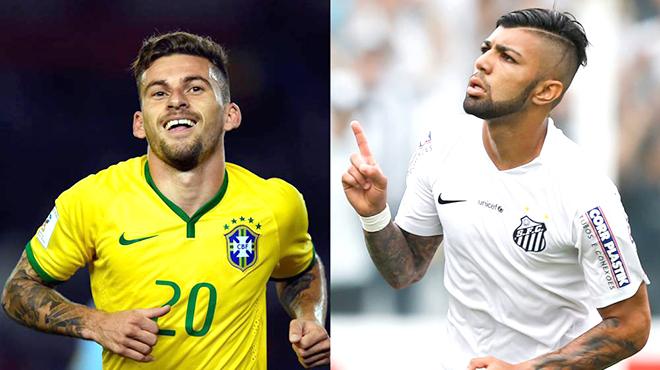 Real Madrid 'săn' cầu thủ Brazil