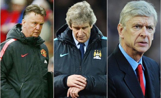 Trước vòng cuối Premier League: Arsenal, Man City hoàn thành mục tiêu, Man United vô vọng