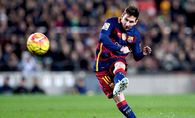 Barcelona: Bao giờ Lionel Messi mới ngừng 'tiến hóa'?