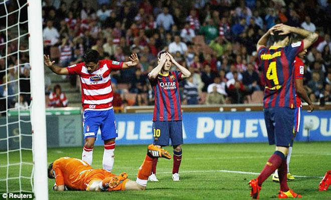 Thủ thành Granada: 'Real Madrid hứa thưởng chúng tôi nếu thắng Barca'