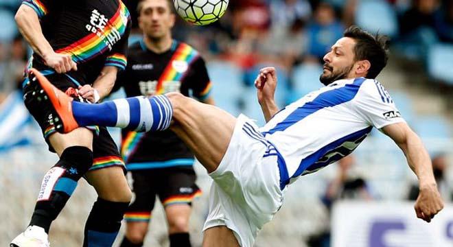 Liga điều tra nghi án dàn xếp tỷ số trận Real Sociedad- Rayo Vallecano