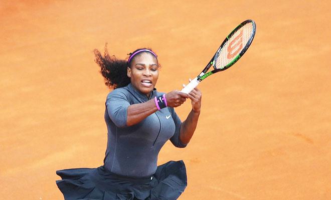 Vô địch Italian Open, Serena chấm dứt cơn khát 9 tháng