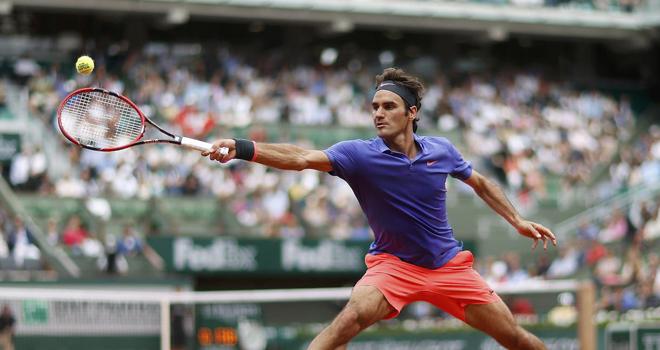 Tennis ngày 16/5: Federer xác nhận tham dự Roland Garros. Grigor Dimitrov tụt hạng