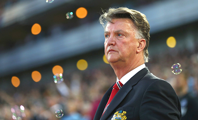 Man United 99,99% lỡ hẹn với Champions League: Van Gaal là kẻ thất bại