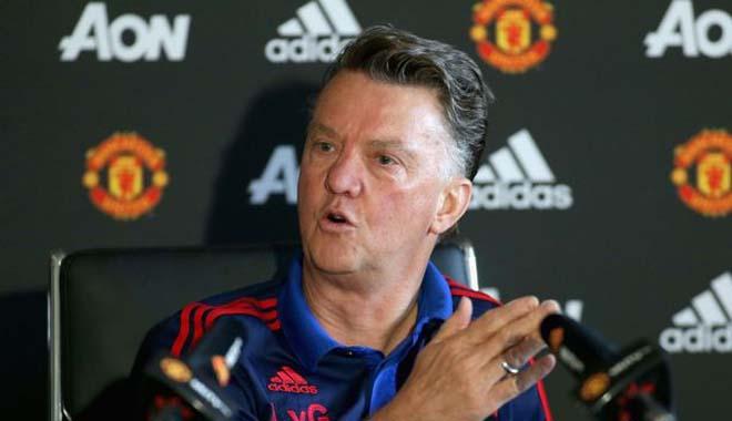 Ngay cả quan chức Man United cũng không được biết về tương lai Van Gaal