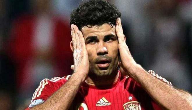 EURO 2016: CĐV Tây Ban Nha đòi tẩy chay Costa