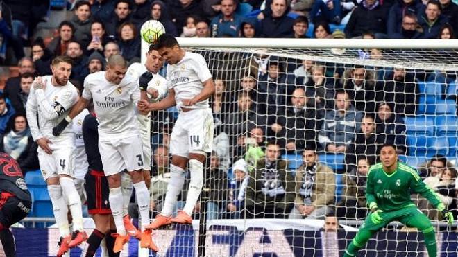 Real Madrid có hàng thủ chắc chắn nhất Champions League