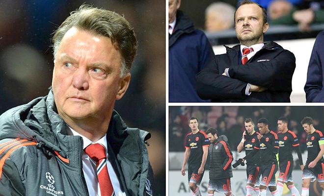 Tương lai Van Gaal: Sau chung kết FA Cup là chia tay?