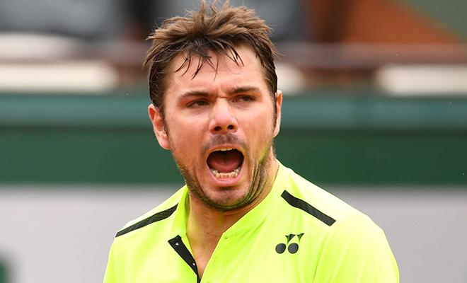 Roland Garros 2016: Wawrinka thoát hiểm, Dimitrov bị loại ngay vòng đầu